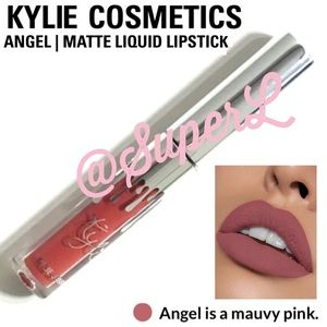 3/$15 Kylie Cosmetics Matte Liquid Lipstick Angel